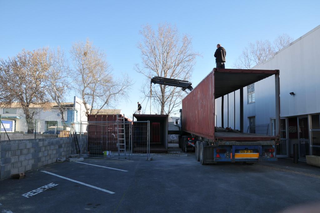 Container EPSO
